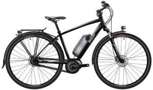 E-Bike Greenway IG + Di2 INTL matt schwarz