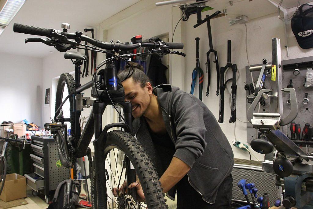 Timur Werkstatt i love bikes