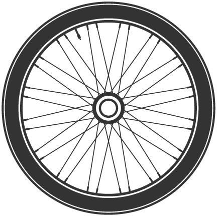 Rad Icon Fahrrad